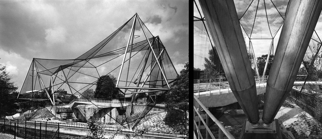 Snowdon Aviary, London Zoo, Regent's Park