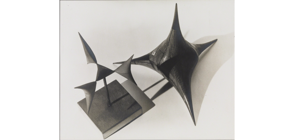 "Mathematical Objects 1934-1935 ""Man Ray – Human Equations"" at Glyptoteket, Copenhagen"