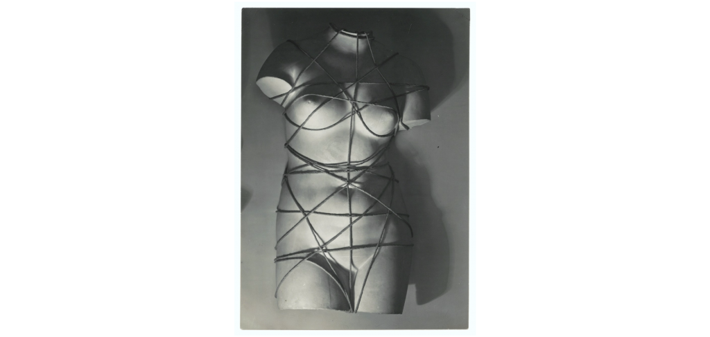 "Torso 1936, ""Man Ray – Human Equations"" at Glyptoteket, Copenhagen"