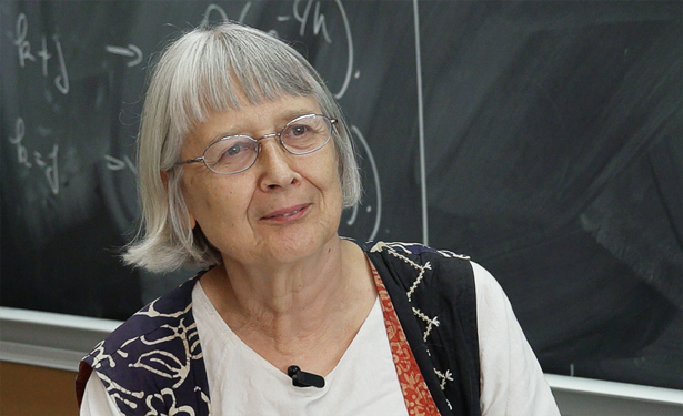 Dusa McDuff, a mathematician at Barnard College, struggled for years to fix what she saw as gaps in the foundations of symplectic geometry.