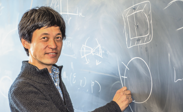 Kenji Fukaya, a mathematician at Stony Brook University, argues that his work has always been both complete and correct.